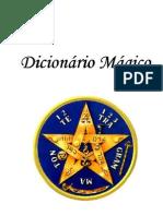 25163926 Dicionario Magico