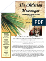 March 24 Newsletter