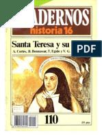 Historia16-Sta.Teresa y Su Epoca