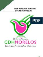 Informe Anual 2008 CDH Morelos