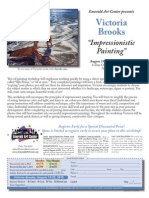 """Impressionistic Painting"" with Victoria Brooks"