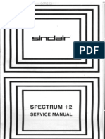 Zx Spectrum +2 Manual Servicio