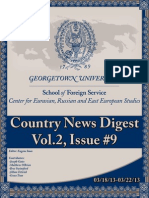 CERES News Digest - Week9, Vol.2, March 18-March 22