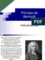 Princípio de Bernoulli
