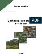 Cartarea Vegetatiei 2010 Curs