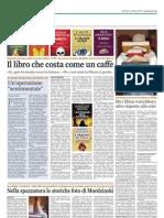 Esclusiva. Raffaello Avanzini e Stefano Mauri sulla tendenza editoriale ultralowcost. di Francesco Musolino