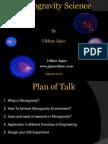 Basic Microgravity Sciences