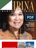 FWN Magazine 2012 - Marily Mondejar