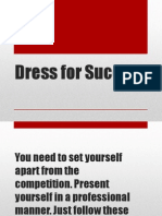 Professional Polish Dress for Success Best Coles Chronicle