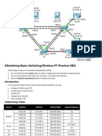 131511338 ESwitching Basic Switching Wireless PT Practice SBA