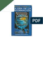 Manuel Castells- La Era de La Informacion