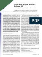 Chronic Stress, Glucocorticoid Receptor Resistance 2012