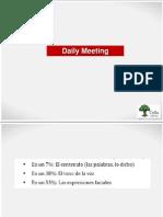 b Daily Meetings