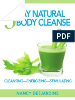 3 Day Body Cleanse