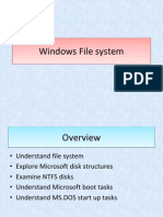 Windows File System