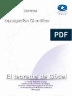 Careaga-El teorema de Gödel
