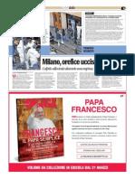 Orefice ucciso a Milano