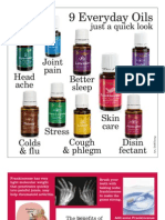 Young Living Everyday Oils Kit