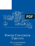 Power Converter Circuit by William Shepherd, Li Zhang