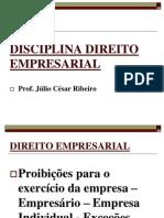 34_3 DE Empresário Proibições
