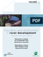 AVSI 4 Education for Rural Development 2003