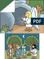 Gesù è risuscitato - He is Risen