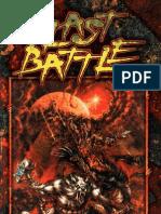 Werewolf - The Apocalypse - The Last Battle (Novel)