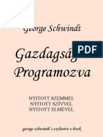 George Schwindt   Gazdagsagra Programozva
