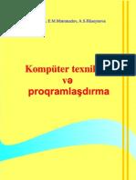 Kompyuter Texnikasi Ve Proqramlasdirma