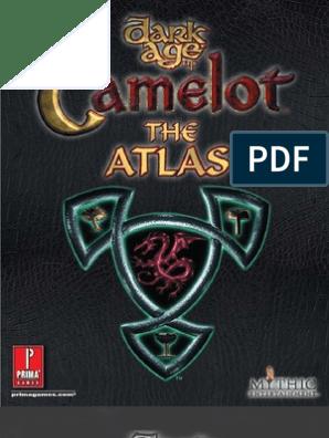 Dark Age of Camelot the Atlas - Prima | Jewellery | Trademark