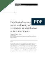 RR-0602 ngnnhvField Test Ventilation