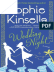 An Excerpt from Sophie Kinsella's WEDDING NIGHT