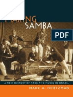 Making Samba by Marc A. Hertzman
