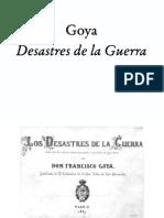 Goya - Desastres de La Guerra