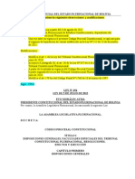 Ley Nº 254 Código Procesal Constitucional.doc