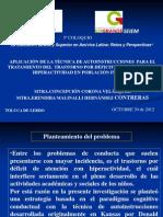 ponencia coloquio