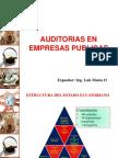 Auditorias en Empresas Publicas v0