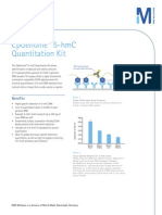 CpGenome 5-hmC  Quantitation Kit