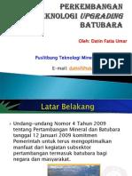 Upgrading Batubara