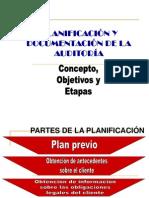 Planificación y Documentación de la Auditoría