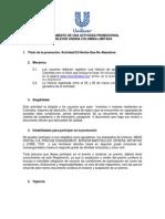 Reglamento Partido Colombia - Actividad 22-03-13