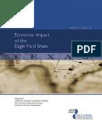 Economic Impact of Eagle Ford Shale