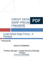 Credit Default Swap Pricing Model
