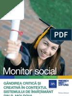 MONITOR SOCIAL7 Gindire Critica Si Creativa
