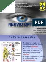 Presentaciónnervio optico