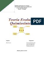 La Quimiosintesis