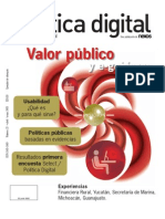 POlitica Publica Digital Mexico