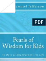 Pearls of Wisdom for Kids