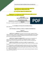 Ley Nº 263 Integral contra la Trata y Tráfico de Personas.doc