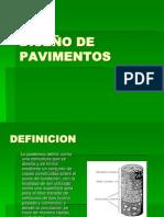 Diseño de pavimentos sd